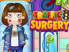 Verkehrschirurgie ist das Operations-Dress-Up-Spiel, in dem Sie als Unfall- und