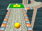 Verrückte Ball Abenteuer ist ein schönes 3D-Spiel. Schließe dich den großen