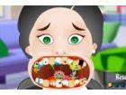Es ist verrückt, verrückt Zahnarzt Zeit! Ja, das ist ein Zahn nicht \r\n so