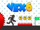 VEX 6 ist die neueste Ergänzung in der Reihe dieses Stickman Parkour Platt