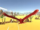 Vogelflug ist ein 3D-Online-Spiel, in dem Sie mit einem Vogel durch eine wunder