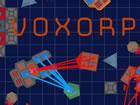 Voxorp ist ein herausforderndes .io-Star-Flottenkampfspiel mit einem aufrü