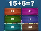 Wahnsinniges Mathe Spiel Wie gut sind deine mathematischen Fähigkeiten? Si