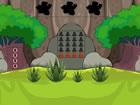 Wald Resort Flucht ist ein Point-and-Click-Spiel, das von 8B Games / Games2Mad