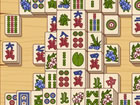 Wald Frosch Mahjong ist der Spaß Froggy Version des klassischen Mahjong-S