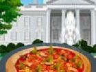 Du bist einer der besten Köche das Weiße Haus je gesehen hatte, und hier müs