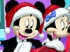 Mickey, wollen Sie auf diesem Weihnachtstägige Feier zu erfüllen. Er bereitet
