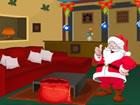 In diesem Spiel hast du das Weihnachtshaus betreten, leider wurde die Tür