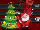Weihnachten kommt! Santa Claus Geschenk Distributionszentrum ist so beschäftig