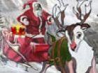 Beweisen Sie Ihr Können in dieser neuen Herausforderung Weihnachten mit Santa