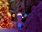 In diesem Fluchtspiel bist du im Weihnachtsk...