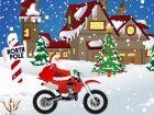 Wer hat jemals vorstellen Weihnachtsmann auf einem Fahrrad? Nun, in diesem Jahr  Santa machte sich ein Geschenk, eine super cool Winter Fahrrad. Jetzt kann er fahren,  in den Schnee und sammeln alle Geschenke auf seinem Weg, Geschenke, die sind  annehmen, um für alle Kinder auf der ganzen Welt ankommen. Aber um das zu tun  Dazu muss dem Weihnachtsmann Rennen um und nehmen jedes einzelne Geschenk. Helfen Sie ihm zu tun  Diese in kürzester Zeit!