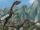 Sie sind ein Zeitreisender in diesem Spiel, der versucht, die Welt der Dinosaur