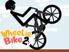 Wheelie bike 2 macht Spaß und macht süchtig. Balanciere das Fahrrad