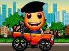 Wheelie Buddy ist ein lustiges Fahrspiel für alle Altersgruppen. Wheelie b
