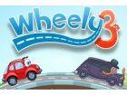 Wheely ist zurück, um weitere spannende Problemlösung Abenteuer in Wheely 3.\