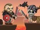 Vikings vs Skeletons ist ein Online-Spiel, das Sie kostenlos spielen könne