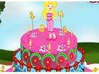 Kinder wie Kuchen, ob sie glatt oder Vanille oder Schokolade sind. Hier ist ein