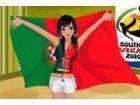 Die WM 2010 stattfindet erstmals auf dem afrikanischen Kontinent und als Gastge
