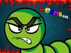 Worms.lol ist ein kostenloses Slither-Iogame. Dieses Spiel soll eines der belie