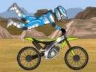 Es ist eine Herausforderung für die Biker wieder durch die Wüste reisen. Es g