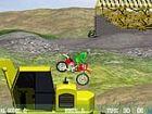 Wut Rider 3 - ritt Ihr Fahrrad über Hindernisse wie Sie lehnen und kippen Sie