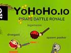 Yohoho ist ein Multiplayer .io-Spiel, das von Exodragon Games entwickelt wurde.