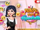 Drehen Sie das Roulette und spielen Sie mit Yuki in diesem fantastischen neuen
