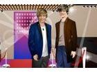 Zac Efron und Lucas Till sind beide erfolgreiche Schauspieler. Heute sind sie e