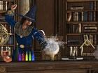 Ein böser Zauberer hat dich in sein eig...