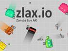 Zlax.io ist ein .io-Spiel mit trowing axe. Sie müssen alle Ihre Zombie-Feinde