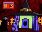 Zombie Hund in Draculas Dorf gefangen. Sie müssen den Zombie hund retten,