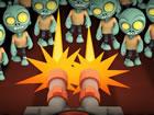 Dies ist Zombie Shooter Action Spiel. Zielen Sie darauf, Zombies zu erschie&szl
