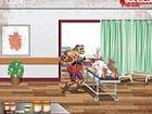 Zombie Warrior Man - wie Blut? Wie Gore? Versuchen Sie dieses Spiel ernsthaft k