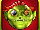 Schieben und passen Sie die Zombies in diesem spannenden Spiel 3 Schieberegler!
