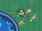 ZombsRoyale.io ist ein Multiplayer-2D-Io-Spiel, bei dem es dein Ziel ist, die l